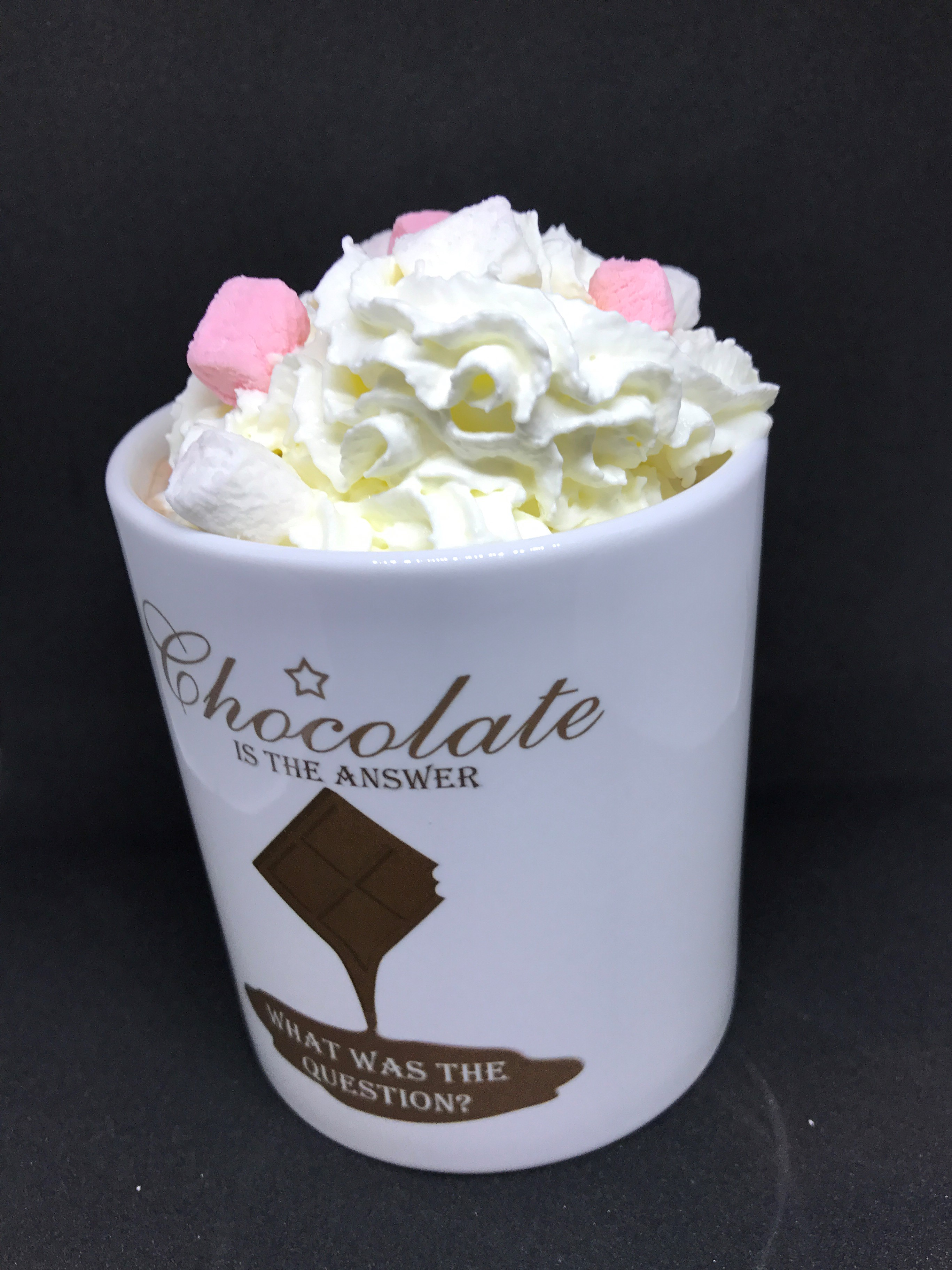Hot chocolate gift set - CC's Chocolate Creations